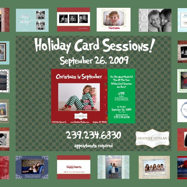 Free Holiday Cards!