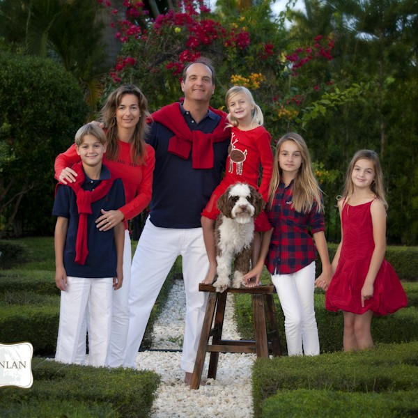 #330 Holiday Portrait Session