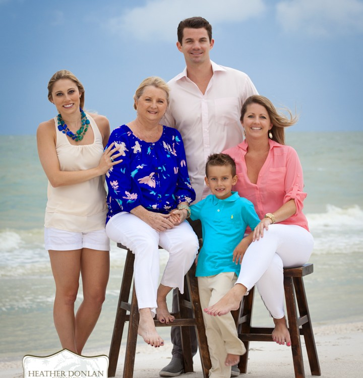 #457 The Gift of Family {Naples, Florida}