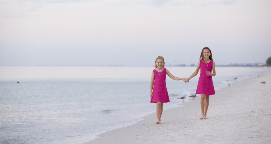 #530 Family Beach Portraits {Naples, Florida}